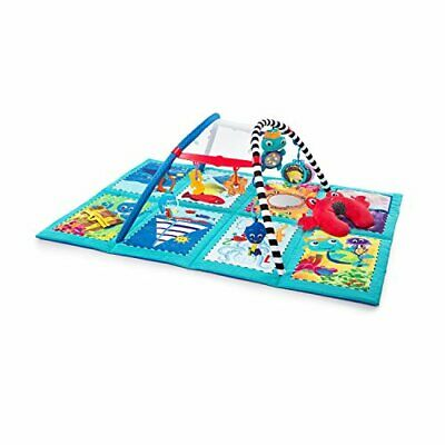 Baby Einstein Discovery Seas Multi Mode Activity Gym