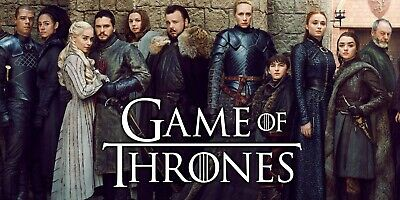 Il Trono Di Spade DVD HD ita con sottotitoli COMPLETA ST.1-8, Game Of Thrones
