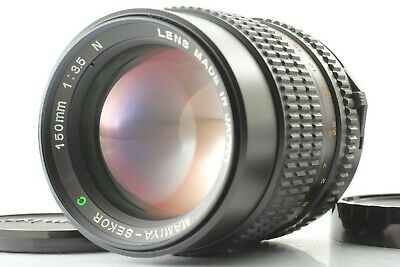 [Exc+5]  Mamiya Sekor C 150mm f3.5 N MF Lens for 645 Super Pro TL from Japan 526