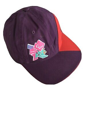 adidas london 2012 olympic team gb Paralympic Games Adjustable Cap