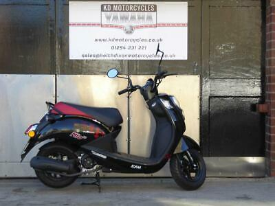 SYM MIO 2016 66 REG 434 MILES IMMACULATE CONDITION 50cc IDEAL 1ST SCOOTER
