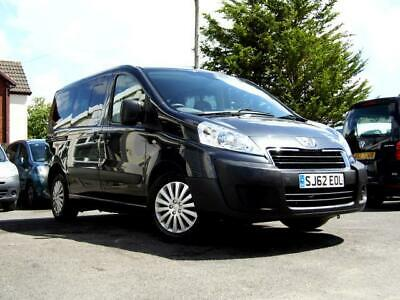 Peugeot Expert wav auto automatic wheelchair access accessible disabled vehicle