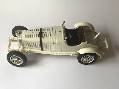 Altes Modellauto Mercedes Benz Modell SSK1928 Made in Italy