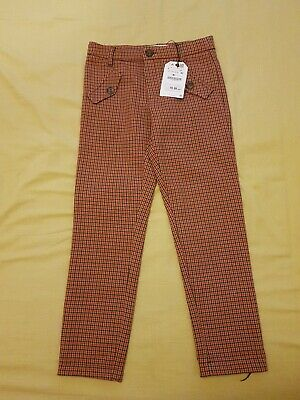 Zara Trousers/Chinos Girl Age 8-9 New With Tag