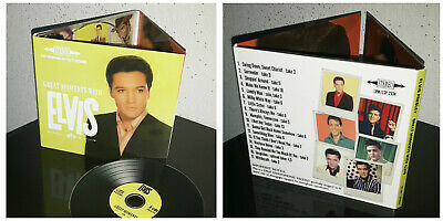 Elvis Collectors CD  - Great Moments With Elvis