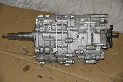 DD BMW Used OEM 23001208480 MANUAL TRANSMISSION 5spd H Accepts Mechanical Speedo