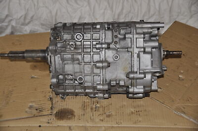 DD BMW Used OEM 23001208727 MANUAL TRANSMISSION 5spd H Accepts Mechanical Speedo