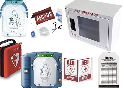 Philips Heartstart OnSite HS1 AED- Business Package M5066A