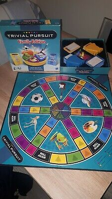 Trivial Pursuit Family Edition Hasbro
