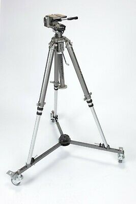 Gitzo tripod dolly rolling wheels fits most tripods