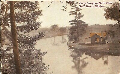 """South Haven, MICHIGAN - Black River - Avery Cottage - """"Catskills of Midwest"""" '09"""