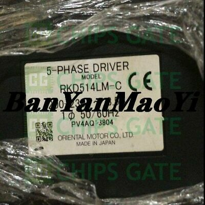 FedEx DHL  Used VEXTA RKD514LM-C 5-Phase Stepper Driver Tested Fast Ship