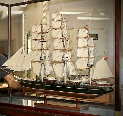 HUGE Cutty Sark model sailing ship Approximately 1:65 scale
