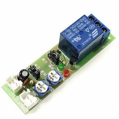 de DC 12V Relay Infinite Cycle Timing Modul Zeitrelais ON OFF Switch Zyklusmodul