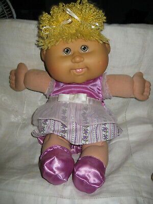 "14"" Play Along Pa Cabbage Patch Kids Baby Doll - Moving Tongue"