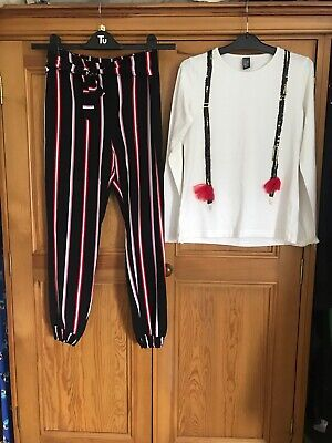 Girls Trousers & Top Zara Age 11 - 12