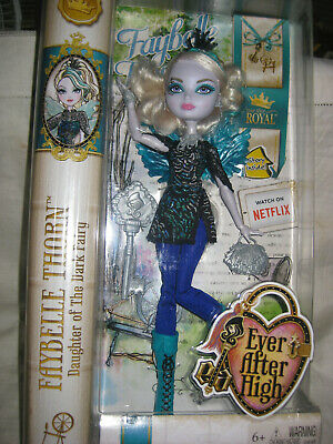 Faybelle Thorn Doll -Ever After High  By Mattel -New In Box