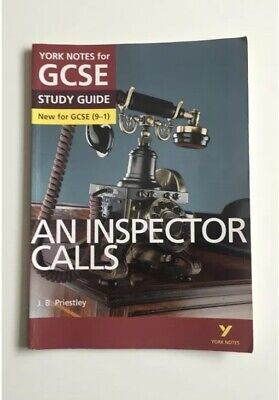 An Inspector Calls: York Notes for GCSE (9-1) by Green, Mary