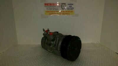 AC Compressor Without Rear AC Fits 13-15 JOURNEY 242124