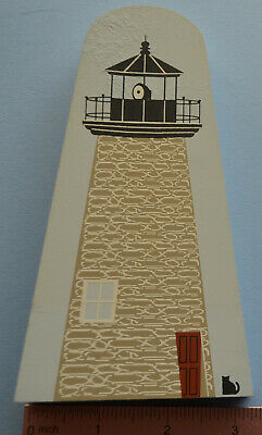 Cat/'s Meow Village Bodie Island Lighthouse NC #MW60401 Exclusive NEW SHIP DISC