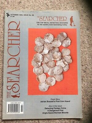 Metal Detecting Magazine, The Searcher