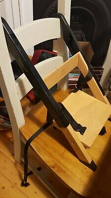 HandySitt Portable Highchair Used Danish Timber