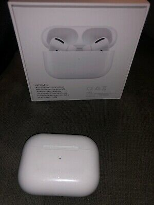 Authentic Apple AirPods Pro CHARGING CASE & BOX ONLY - OEM - MWP22AM/A