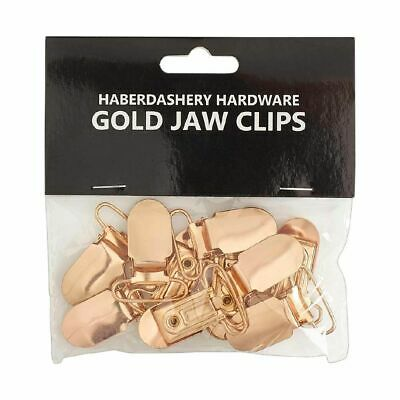 NEW Jaw Clips 10 Pack By Spotlight