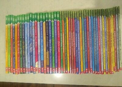 HUGE Magic Tree House Book Lot 1-49 EUC Mary Pope Osbourne