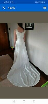 Wedding Dress Size 14 Ivory