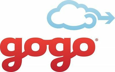 Gogo inflight WiFi Internet access deal 12 Wi-Fi pass for $15 US flights ONLY