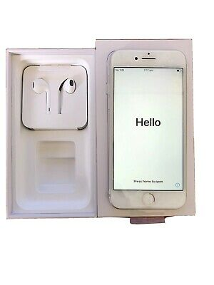 Apple iPhone 8 - 256GB - Silver (Unlocked) A1863 In Excellent Condition