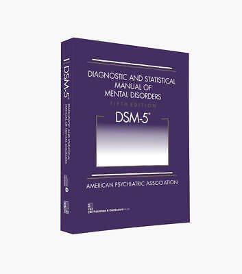 DSM-5 :Diagnostic and Statistical Manual of Mental Disorders, 5th Edition {P.D.F