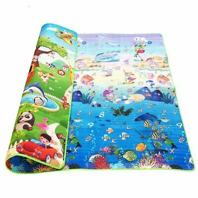 Play Mat Baby Crawling Puzzle Foam Kid Gift Toy Children Carpet Outdoor Soft Rug
