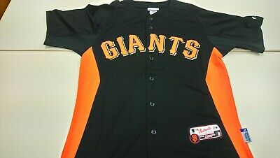 Vintage authentic SAN FRANCISCO GIANTS MLB baseball jersey. New. Med. Majestic