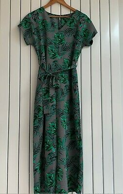 Primark Womens Jumpsuit Wideleg, Size 14, Worn once. Great Buy