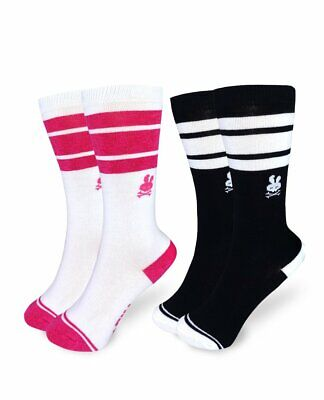 Six Bunnies - Girls Pack Or 2 Socks {Pre-Order Only}