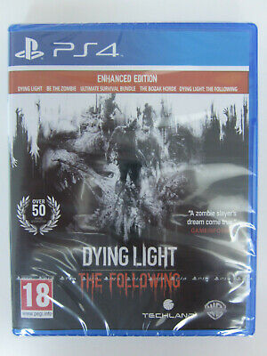Dying Light - The Following - Enhanced Edition - PS4 - Sony PlayStation 4