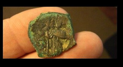 Byzantine Ancient Constans II 641AD coin..#1