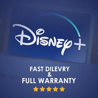 Disney Plus Premium Account 2 Years Subscription Full Access & Warranty + Gifts