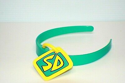 Scooby Doo Collar with Dog Tag Toy 2013 from Sonic Hard to Find c1