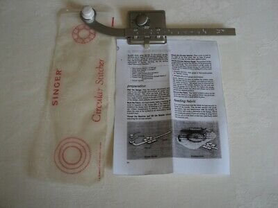 Vintage Collectable Singer Sewing Machine Accessories