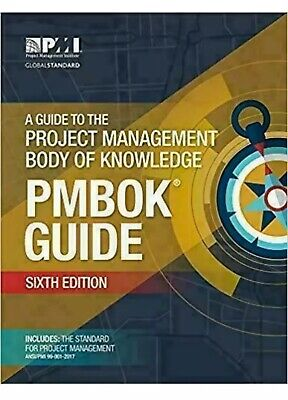 Project Management Body of Knowledge (PMBOK® Guide) Sixth Edition Brand New