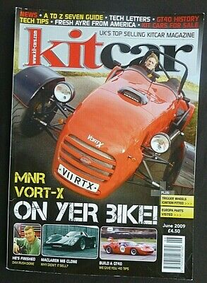 Total Kitcar, UK's Top Selling Kit Car Magazine, Written By & For Enthusiasts