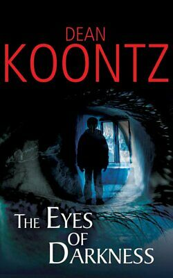 The Eyes of Darkness by Dean Koontz PDF  Bestseller Book ⚡️Fast Delivery⚡️