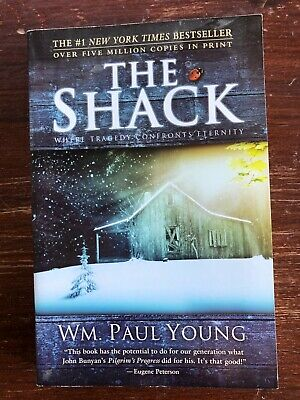 The Shack Book - WM Paul Young - New