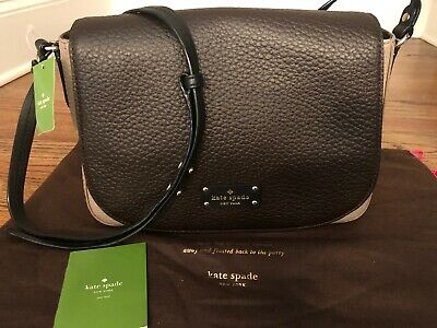 Kate Spade New York Grove Court Daley Leather Crossbody Bag