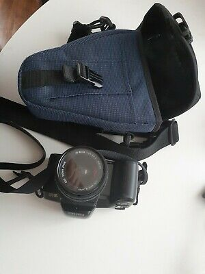 Pentax z10 with SIGMA 28-80 and Bag