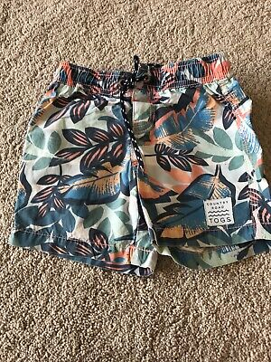 Country Road Shorts Floral - Size 2