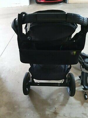 Baby Jogger 2017 City Select Lux Double Stroller Pram With 2nd Seat –